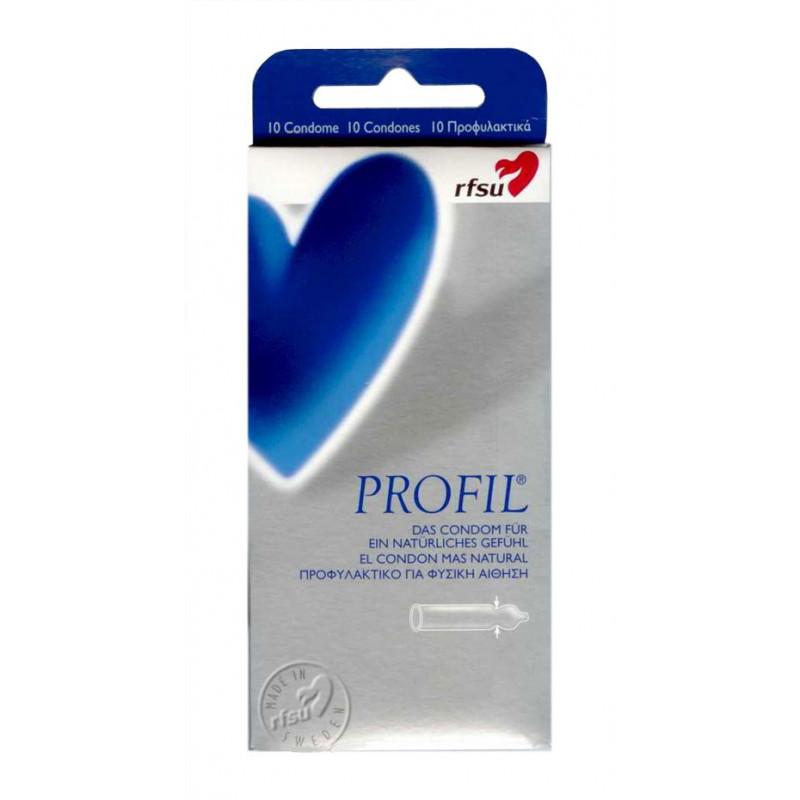 Preservativo Rfsu Profil 10 uni.