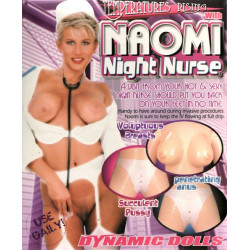 Muñeca hinchable enfermera