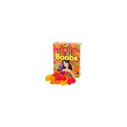 Gominolas teta frutas