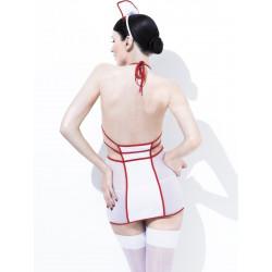 Conjunto Enfermera Vestido
