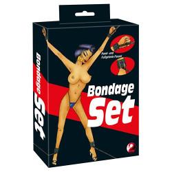 Set bondage  4 piezas