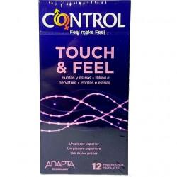 Control adapta Le Climax touch & feel 12 unidades