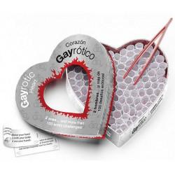 Juego corazón Gayrótico