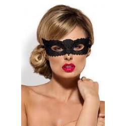 Mascara encaje Obsessive A700 Negro