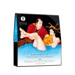 Sales de baño shunga tentación de oceano