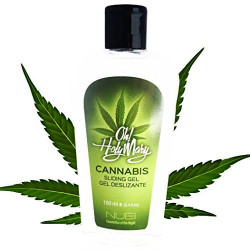 Lubricante Oh! Holy Mary base agua