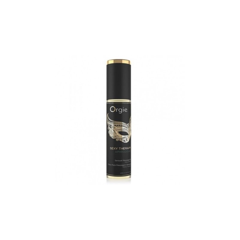 Orgie aceite afrodisiaco masage efecto seda