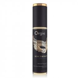 Aceite masage Orgie The secret efecto seda