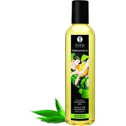 Aceite masage Organica Shunga Té Verde