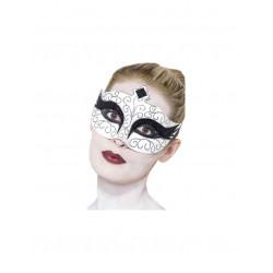 Mascara rigida decorados