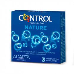 Preservativos control 3 Uni.