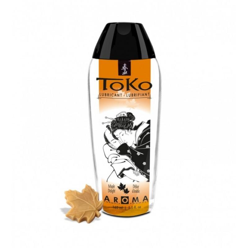 Lubricante shunga Toko sirope de arce