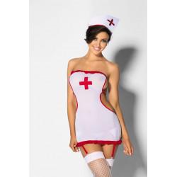 Conjunto enfermera sexy 2 piezas
