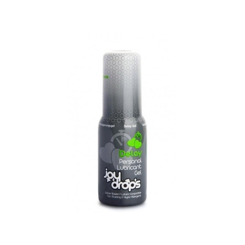 Gel lubricante retardante Joydrops